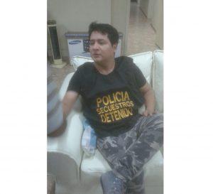 Rony García cayó gracias a Programa de Recompensas