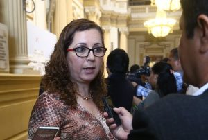 """Rosa Bartra: """"La Comisión Lava Jato está dando resultados"""""""