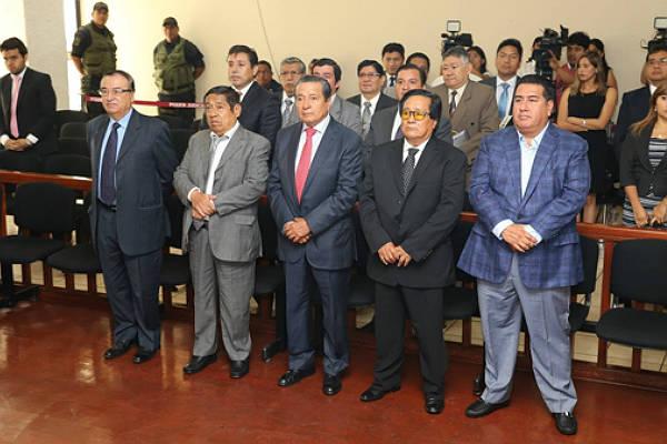 Agilizan juicio a los Sánchez Paredes
