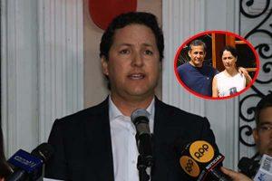 """Daniel Salaverry sobre Ollanta Humala: """"A nadie le pueden poner a sus hijos en la calle """""""