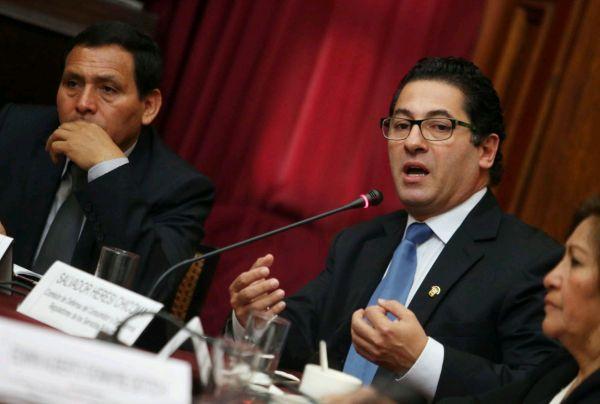 Salvador Heresi: «Una autoridad tiene que gobernar para todos»
