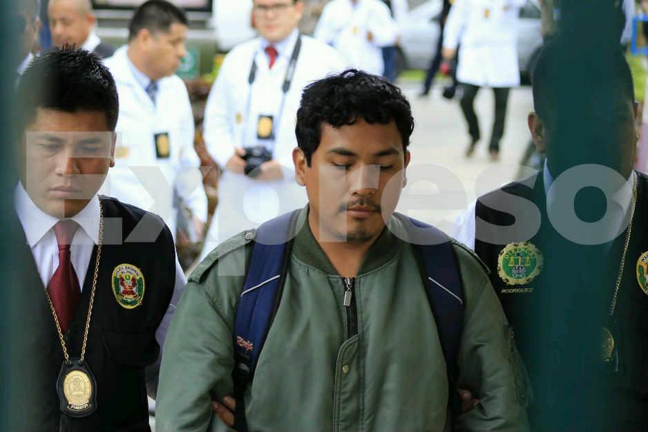 San Marcos: Hacen reconstrucción del crimen de estudiante de psicología