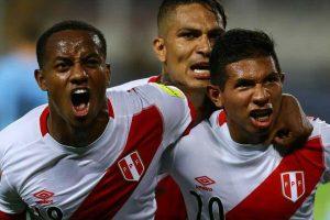 Selección peruana recibe emotivo mensaje de Honduras