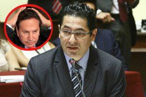 Alejandro Toledo: Salvador Heresi invoca a las autoridades de EE.UU. a aprobar extradición