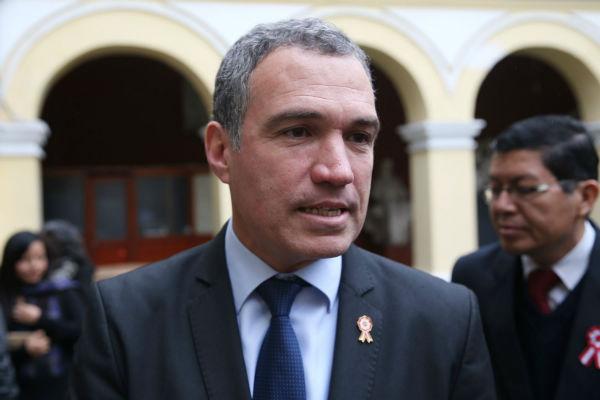 """Salvador del Solar: """"Tenemos muy claro que hay que respaldar el acuerdo con Odebrecht"""""""