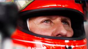 """El """"despertar"""" de Schumacher en las redes sociales"""