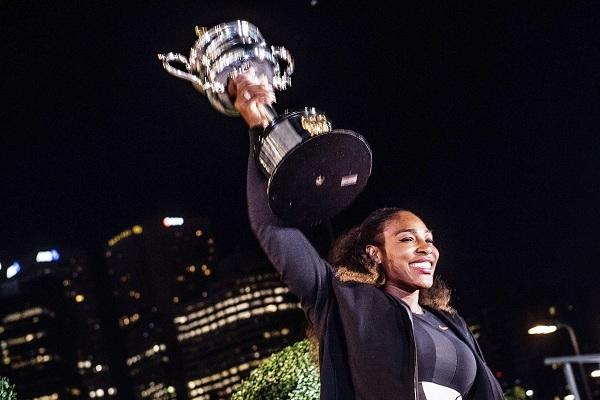 Séptimo Abierto de Australia para Serena