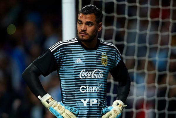 Rusia 2018: Sergio 'chiquito'  Romero se pierde el Mundial