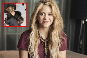 Shakira: Víctima de paparazis