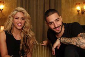 Shakira y Maluma acaparan los Latin American Music Awards