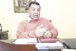 Juan Sotomayor lidera intención  de voto en el Callao con 40 %