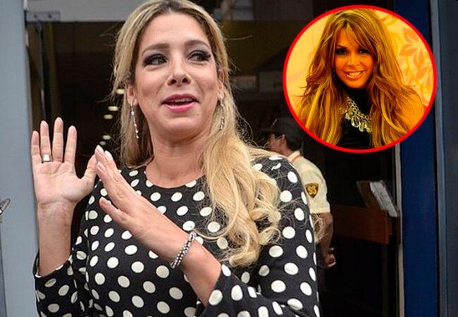Sofía Franco nuevamente arremete contra Carla Barzotti [VIDEO]