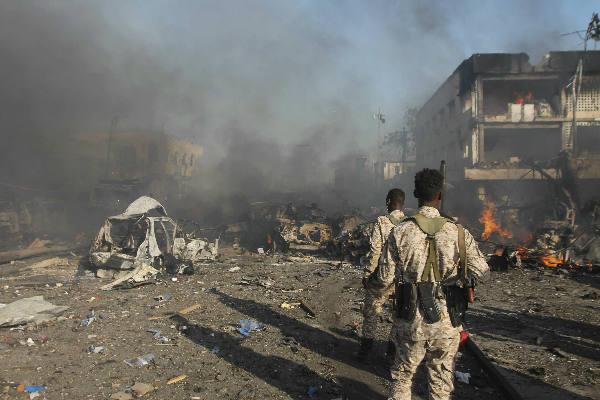 Terrorismo en Somalia: Al menos 231 muertos deja atentado con camión bomba