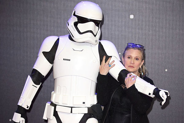 Carrie Fisher: A un año sin 'Leia'