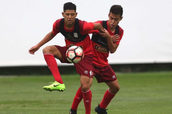 Selección peruana sub-18 también irá a Rusia 2018