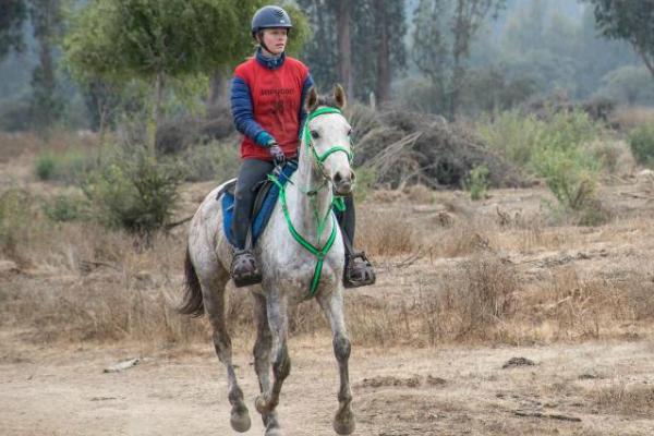 "Svenja Eichler destaca en clasificatoria al ""Dubái Crown Prince Ride"""