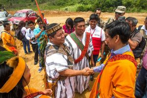 Vraem: Jorge Meléndez inaugura Tambo Cubantía