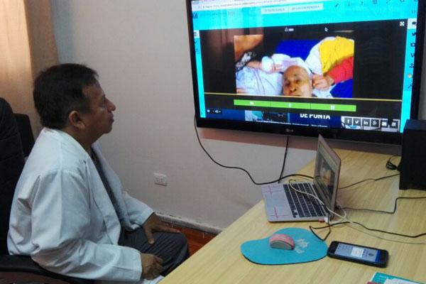 Callao: Comisaría de Sarita Colonia impulsa programa de Telemedicina