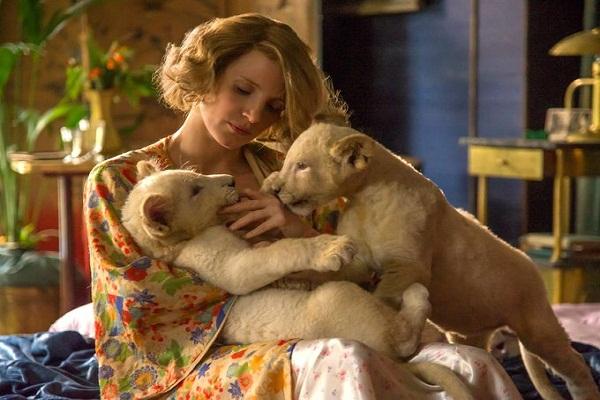 """Siempre hay lugar para la bondad: """"The Zookeeper's Wife"""" (tráiler)"""
