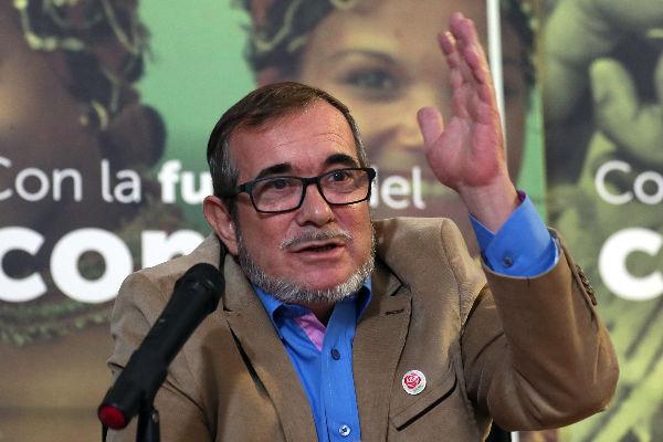 Colombia: 'Timochenko' deberá operarse del corazón tras sufrir infarto