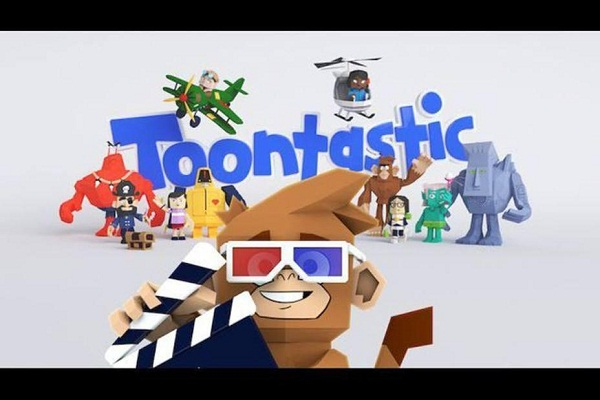 Google lanza la aplicación infantil Toontastic 3D