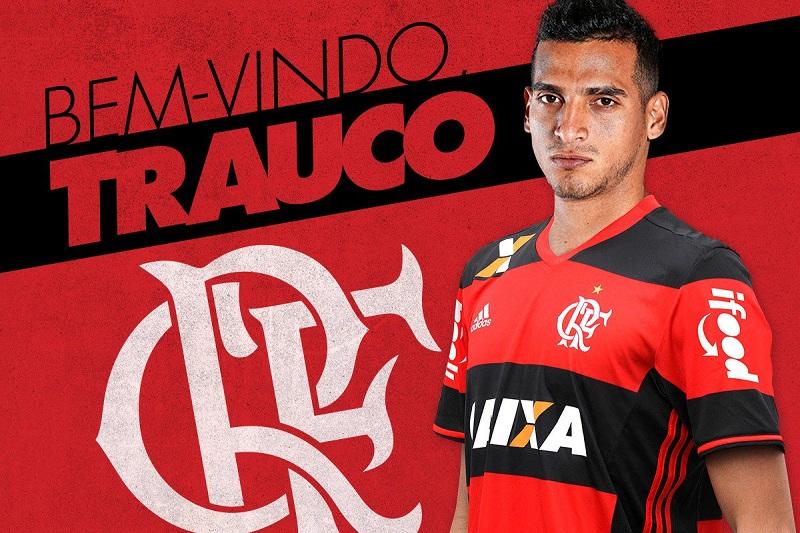 Trauco oficializa con Flamengo