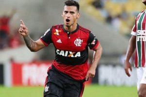 Miguel Trauco: Dos pases gol del peruano dieron triunfo al Flamengo