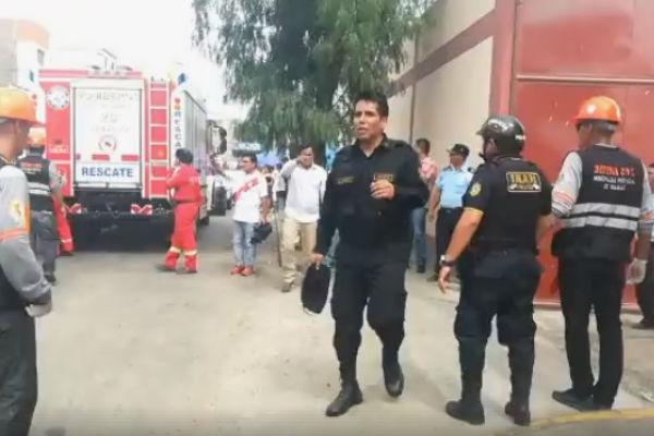 Trujillo: 5 muertos y más de 29 heridos tras incendio en centro de rehabilitación juvenil