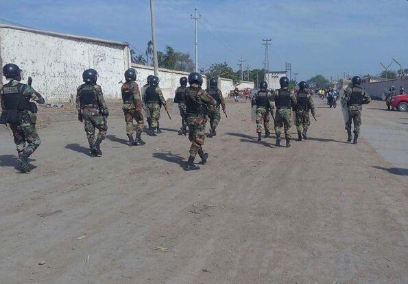 Incautan bombas molotov en Tumán