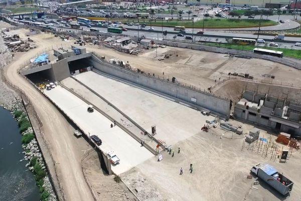 Quispe Candia: Vía Expresa Línea Amarilla es problema de las municipalidade Lima y Callao
