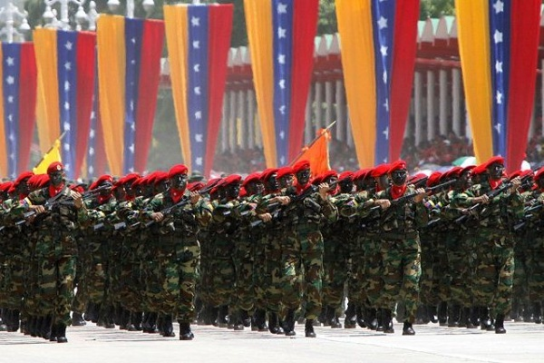 Venezuela: Maduro ordena ejercicio militar ante amenazas de Trump