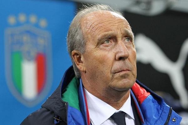 Gian Piero Ventura, DT italiano, es destituido