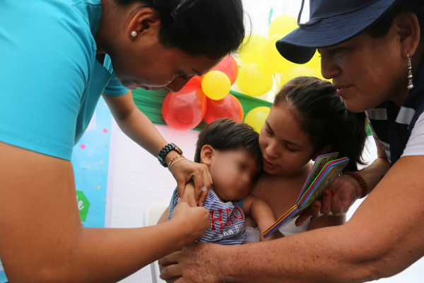 Alerta por más de 1,400 casos de varicela