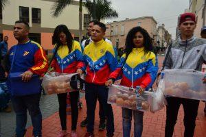 Venezolanos en Perú: Jefe de Migraciones comenta que hay más de 200 mil