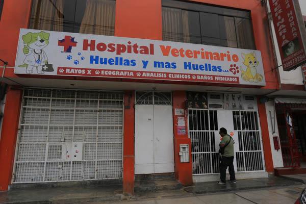 Roban S/ 50,000 de una veterinaria en el Callao