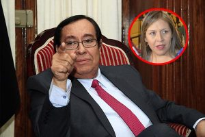 Víctor Prado Saldarriaga: Yeni Vilcatoma se opuso a un pronunciamiento contra Pedro Chávarry