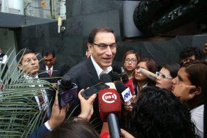 Fiscalía no descarta reabrir investigación a Vizcarra