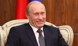 Putin vuelve a ser la persona más poderosa del mundo en 2016