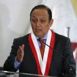 Walter Gutiérrez pide diálogo entre poderes del Estado