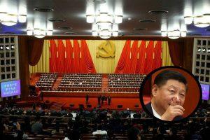 Partido Comunista chino consagra pensamiento de Xi