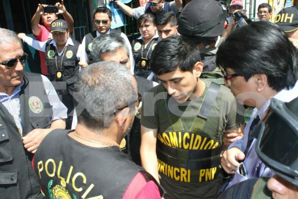 Caso Yactayo: dictan 9 meses de prisión a presunto asesino de periodista