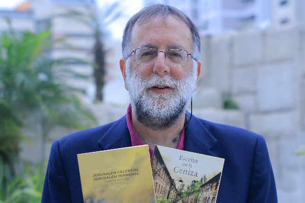 "Fil Lima 2017: ""Mi objetivo es difundir la literatura hebrea"""