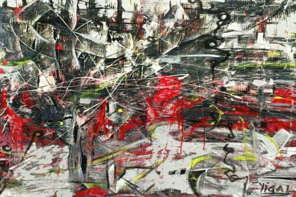 «Casi abstracto»: Yigal y Edu Gerbi en la máxima expresión de sus mundos