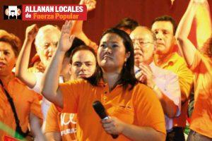 Fuerza Popular: Fiscalía de lavado de activos allana dos inmuebles del partido
