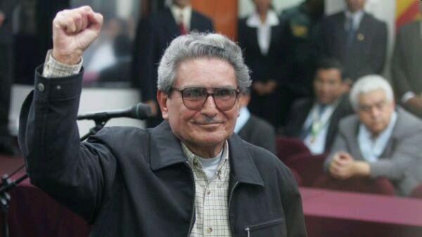 Abimael Guzmán no asistió a juicio oral