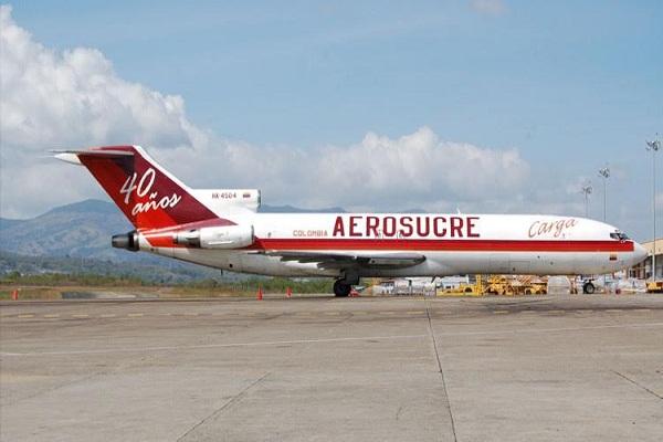 Accidente de avión en Colombia deja cuatro muertos y un herido