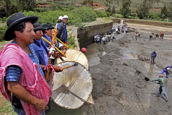 Áncash: Unesco declara patrimonio a Sistema de Jueces de Agua de Corongo [VÍDEO]
