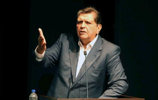 Odebrecht: Alan García acudirá este lunes a comisión Lava Jato