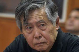Alberto Fujimori podría recibir algunos beneficios como expresidente