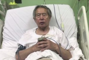 "Alberto Fujimori: ""Por favor, no me maten"" [VÍDEO]"
